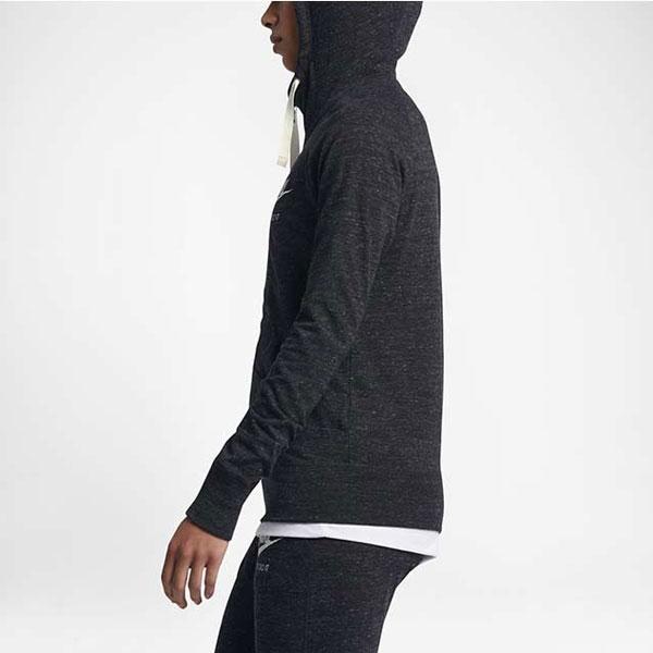 790147fb396554649591f681a7003d09 - Nike Sportswear 女子 拉鏈開襟連帽衫 運動外套 深灰色-現貨限量❤️