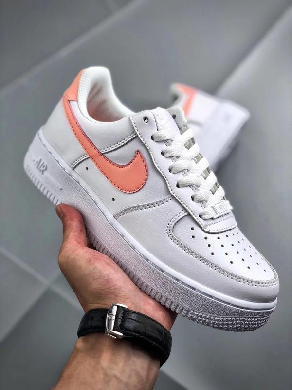 855c3cac0ab307fac41d6e2ccba8c539 - Nike Air Force 1 07 女子 休閒板鞋 白粉色 小清新 時尚 百搭-熱銷推薦❤️