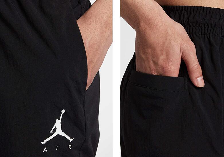 857ff5645ba99b3e23dc24e3215e0763 - Air Jordan 男子 梭織 籃球褲 休閑運動長褲 時尚 百搭-熱銷推薦❤️