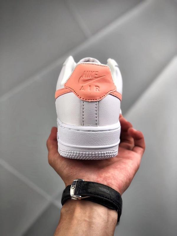 8bc37412a9f1cb2f1a99ee881037e53c - Nike Air Force 1 07 女子 休閒板鞋 白粉色 小清新 時尚 百搭-熱銷推薦❤️
