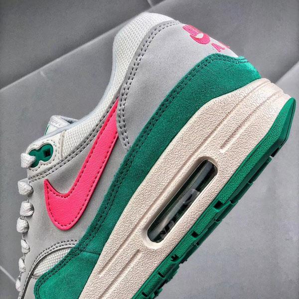94070cee854f6e5191df3861746d2d1b - Nike Air Max Anniversary 1復古 氣墊慢跑鞋 西瓜色 情侶款-超值人氣❤️