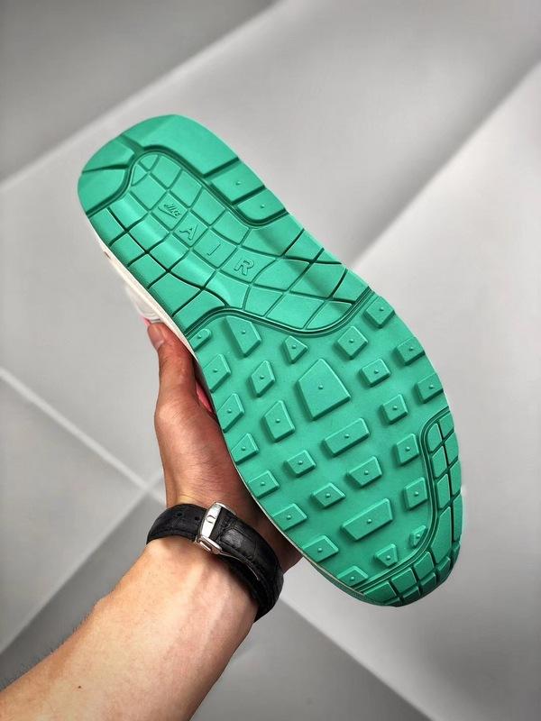 98f88b7dbf9a1ba672c6493d7dd4790a - Nike Air Max Anniversary 1復古 氣墊慢跑鞋 西瓜色 情侶款-超值人氣❤️