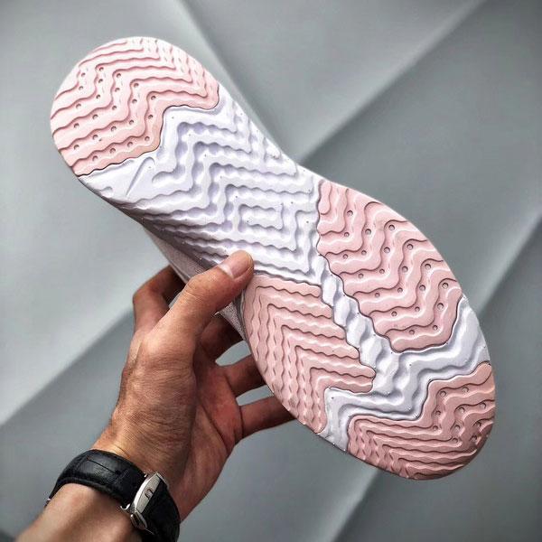 9e5baa83db7465acb56945a0ef1661d0 - Nike Epic React Flyknit 2代 白粉色 女款  透氣 慢跑鞋 舒適-現貨秒殺❤️