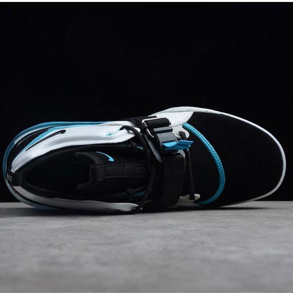 a5854bf842a6e3e4226cb3364dd5f9e3 - Nike Air Max 270 機能半掌氣墊 跑步鞋 男款 黑白藍 潮流 百搭-超熱賣❤️