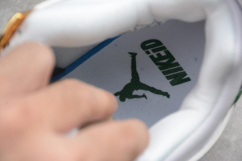 a66c25173fdbfc313cda1bc4a76b0e16 - Air Jordan 4 RETRO Gucci 聯名限定款 白綠紅 休閒籃球鞋 男款-超熱賣❤️