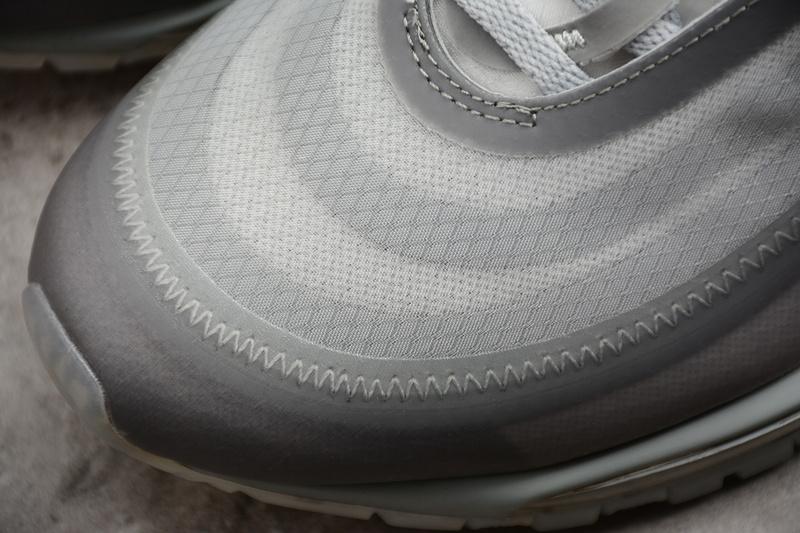 a9a25f768d80aa2a6d60b14d5aa5f168 - Off White ow x Nike Air Max 97 子彈 慢跑鞋 情侶款 灰色 新款-超值人氣❤️