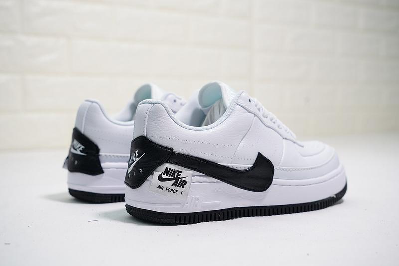 ada94b7c988100b6f5f85beb7447d2fc - Nike Air Force 輕量 厚底增高 低幫 百搭 板鞋 女生 白色-熱銷NO1❤️