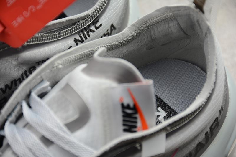 c50873da25cf0f384f6dfdcc6aa0f295 - Off White ow x Nike Air Max 97 子彈 慢跑鞋 情侶款 灰色 新款-超值人氣❤️