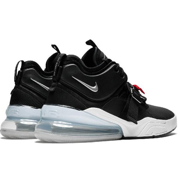 c858cb9d8230506b363dbf458d234ea5 - Nike Air Max 270 機能半掌氣墊 跑步鞋 男款 黑白色 休閒 百搭-熱銷推薦❤️