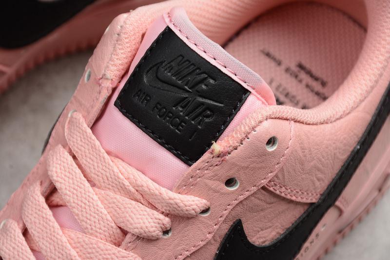 cb690980d90a272c1a52e753ff613732 - Supreme x Nike Air Force 1 聯名款 粉色 女鞋 休閒 潮流 新品-限時特賣❤️