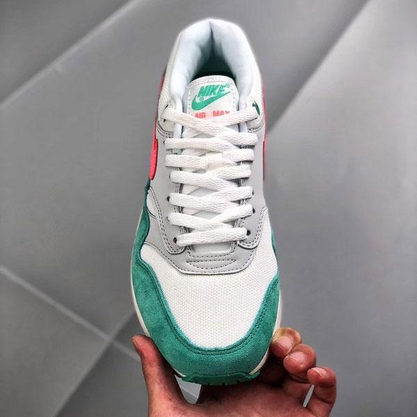 ccd1214a407f2bb32c487323ff2602f2 - Nike Air Max Anniversary 1復古 氣墊慢跑鞋 西瓜色 情侶款-超值人氣❤️