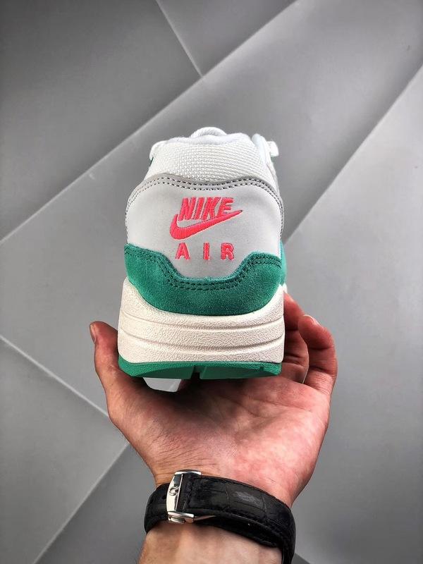 cd602a521efba9ac252fdb07416bd10e - Nike Air Max Anniversary 1復古 氣墊慢跑鞋 西瓜色 情侶款-超值人氣❤️