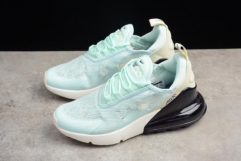 ced9d5919eaaa71373125a67449c6004 - Nike Air Max 270 網面 薄荷綠 女鞋 半掌慢跑鞋 時尚 百搭-熱銷推薦❤️