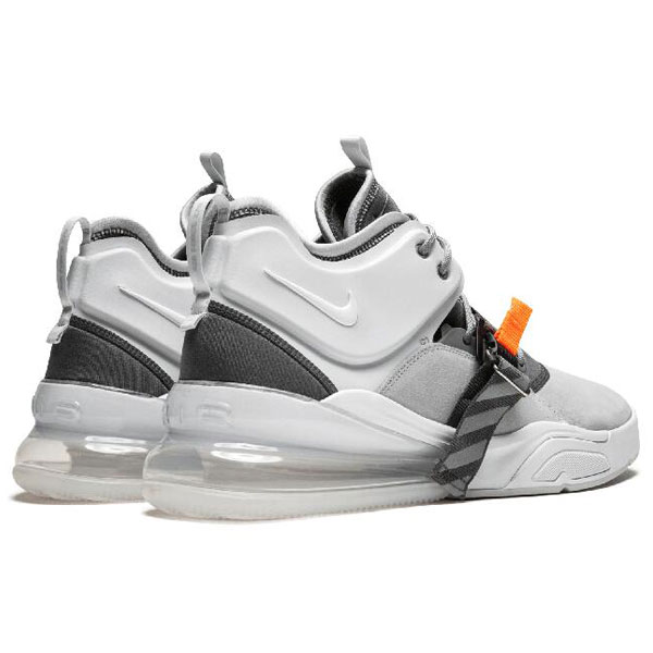 d26b5b10122b99324a0737f6497d27ea - Nike Air Max 270 機能半掌氣墊 跑步鞋 男生款 灰色 潮流 新款-超熱賣❤️