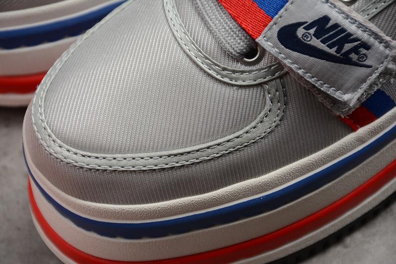 d73c4717738631289595517ca78ef723 - Nike Vandal 2k Surprise 女鞋復古增高厚底松糕鞋 灰藍紅-現貨預購❤️