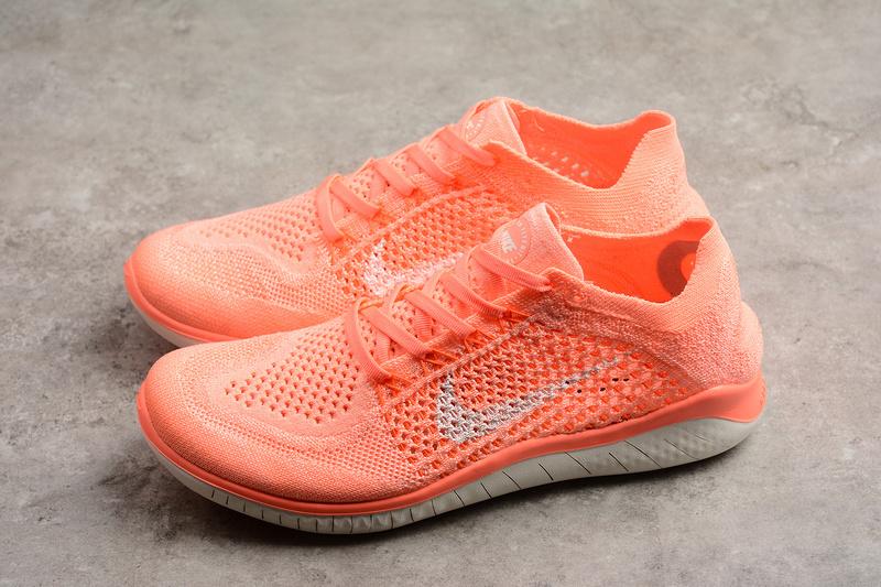 d9d6c4bdc0579845baaf581fa7c77e33 - Nike Free rn 女鞋 運動 透氣 針織跑步鞋 橘色 潮流 新款-限時特賣❤️