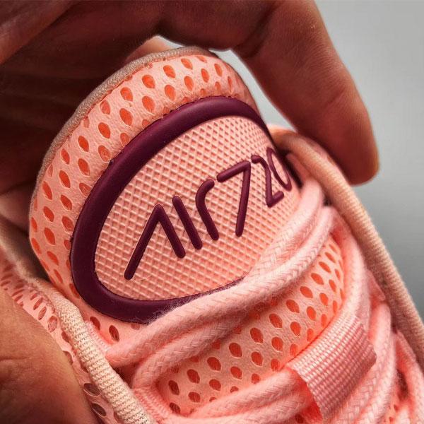 e22cc52277162180f01e1ea476130089 - Nike Air Max 720 滴塑面 全掌氣墊慢跑鞋 女款 粉色 百搭-熱銷推薦❤️