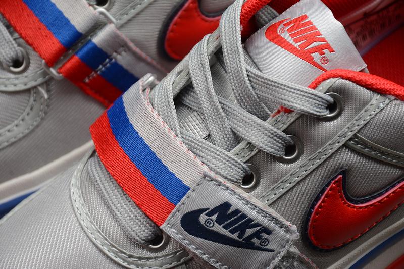 e7b89d59f10a85367735871a0f0621ba - Nike Vandal 2k Surprise 女鞋復古增高厚底松糕鞋 灰藍紅-現貨預購❤️