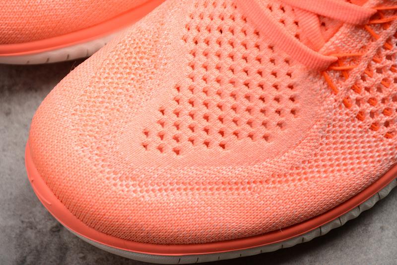 e884df857ea03b9614754b78d31c037d - Nike Free rn 女鞋 運動 透氣 針織跑步鞋 橘色 潮流 新款-限時特賣❤️