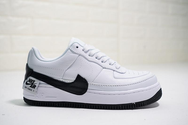 ea55aff0f7fcf67d2cd6cd43cfbfb1ce - Nike Air Force 輕量 厚底增高 低幫 百搭 板鞋 女生 白色-熱銷NO1❤️