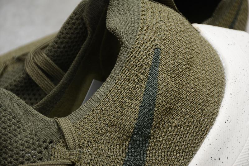 f1681a219123225bb6c1352ef929e316 - Nike Vapor Street Flyknit 軍綠色 馬拉松 跑鞋 情侶款 休閒 時尚-新品駕到❤️