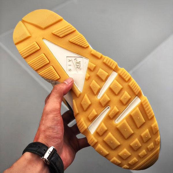 fa16b7bed610760f05e411c27c3f5bd0 - Nike Air Huarache Run SE 華萊士 復古慢跑鞋 男鞋 深藍色 新品-獨家發售❤️