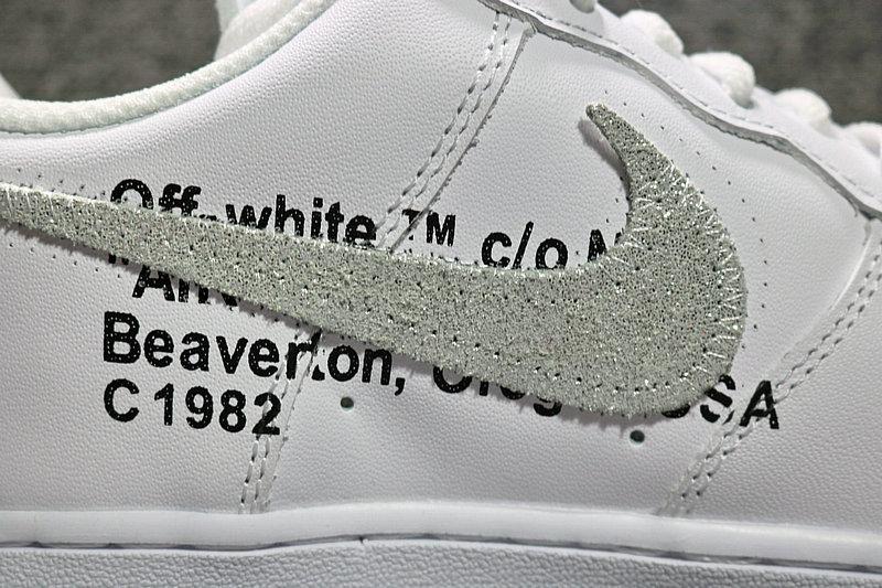 347979efdc8e17bc31489aacd3c233d1 - Air Force 1 Off White x Supreme x CDG 聯名款 男女鞋 AA3825-100