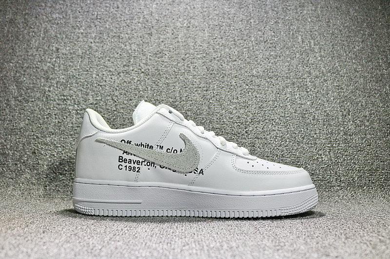 5a9f2fc246834d8b20670d125a40ad9b - Air Force 1 Off White x Supreme x CDG 聯名款 男女鞋 AA3825-100