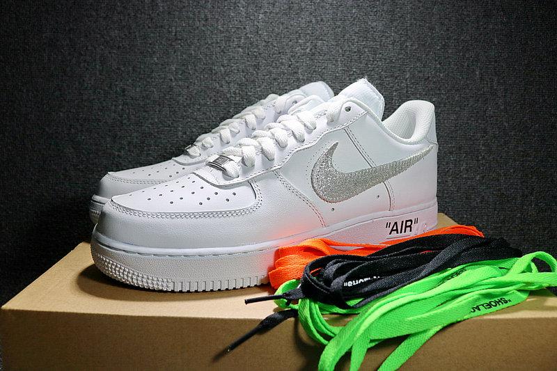 c7d272bc8606ffe9aa9ae1018894ece3 - Air Force 1 Off White x Supreme x CDG 聯名款 男女鞋 AA3825-100