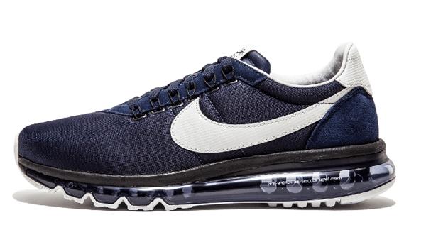 ca3dd8eae613014e699a7254797f491d - Nike Air Max LD-Zero HTM藤原浩 聯名 飛線 氣墊跑鞋 情侶鞋 848624 410