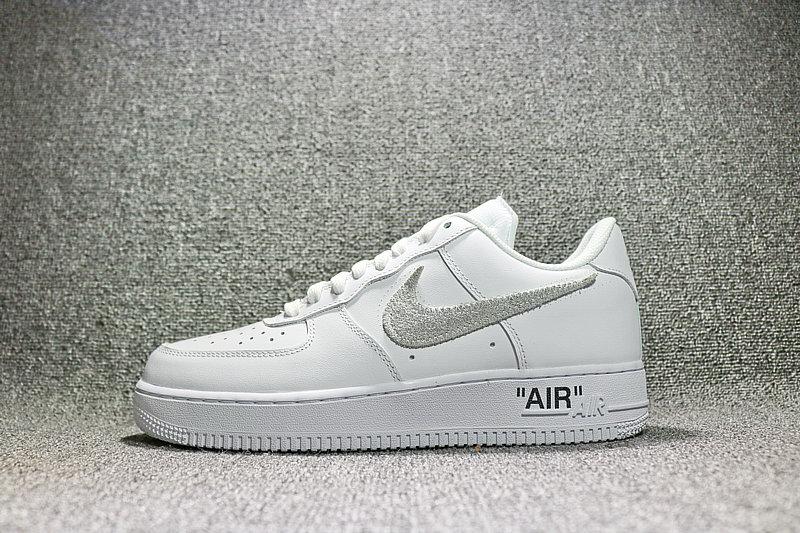 cc498d1444fade62733a1f690f3f80b2 - Air Force 1 Off White x Supreme x CDG 聯名款 男女鞋 AA3825-100