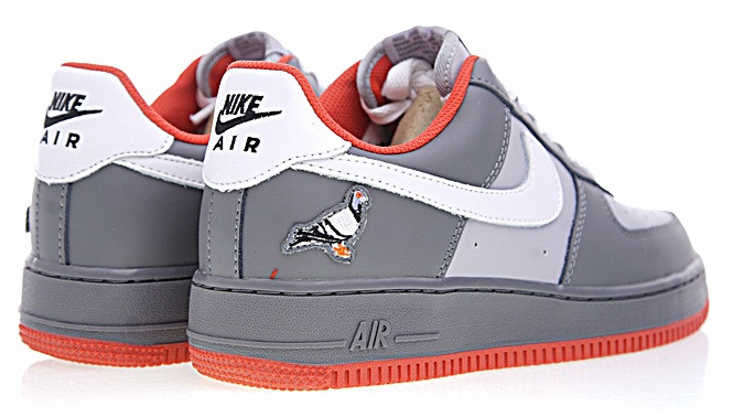 dbae351a19b3a93d9cc9446dad312061 - Staple x Nike AIR FORCE 1  Pigeon 簽名版 灰鴿子 情侶鞋 1304292-011