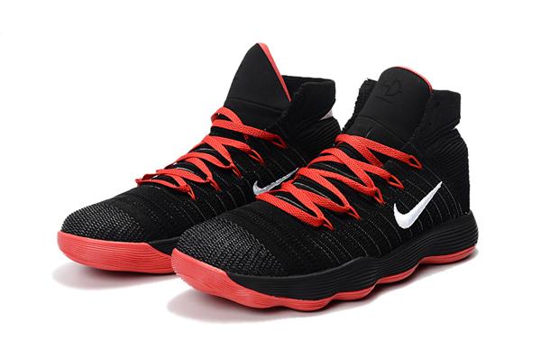 b4930b8cd8056d937fcdb7284510f7c5 - Nike React Hyperdunk Flyknit 黑紅 籃球鞋 男款