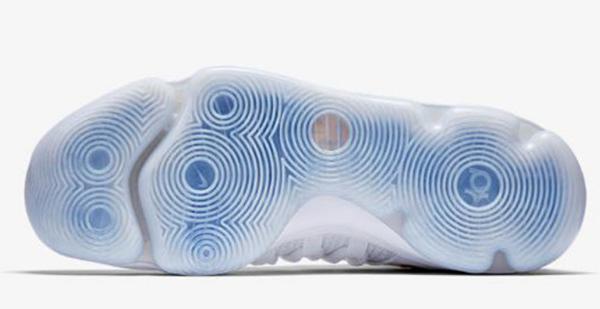 9e6de7a8006fa59ab71c47493845b51e - Nike Zoom KD10 EP 白色 勇士 男鞋 897816-101