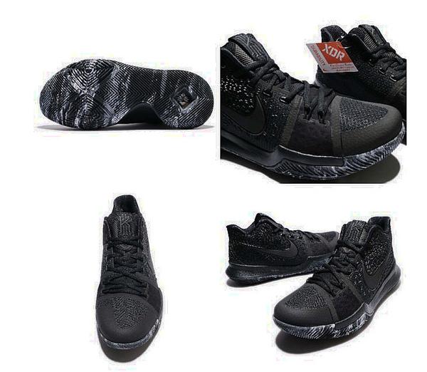 7be80e0bf5f43df2b010fc1bc70ddfa5 - Nike Kyrie 3 Triple Black 厄文 黑武士 男鞋 852396-005