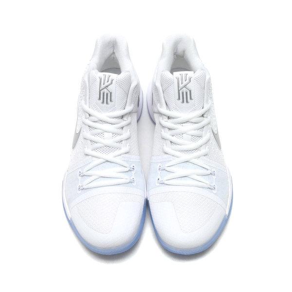 e5a8b8dc993ab7180313cf4785d146f8 - NIKE KYRIE 3 EP CHROME 白銀 冰底 籃球鞋 男鞋 852396-103