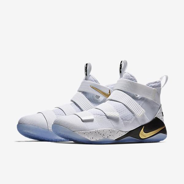 6bc1616f8d3d723c403480de902bd379 - Nike LeBron Soldier 11 SFG EP 男鞋 高筒 騎士 897645-101