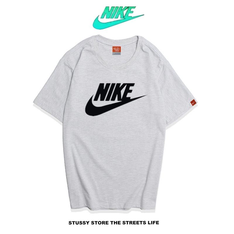 4ee9c41e6482752d9e8c22729634570e - Nike Futura Icon Logo Tee 字勾 基本款 男款 灰黑 寬鬆