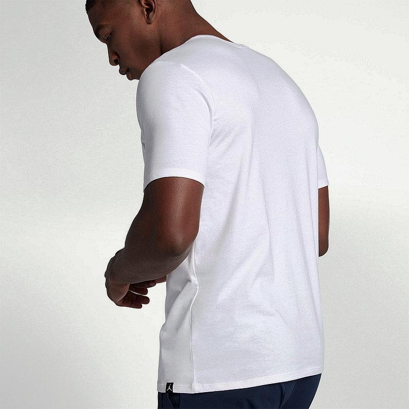 e19bdfad3d0a9a08b4e6e5b8692c9351 - NIKE JORDAN SPORTSWEAR AJ 11 男子T恤 白944221