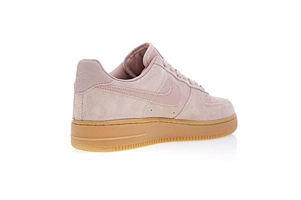 0022fea4a74ac85de9d4e0658c0d2d88 - NIKE AIR FORCE 1 07 SE 女鞋 玫瑰粉 粉色 AA0287-600