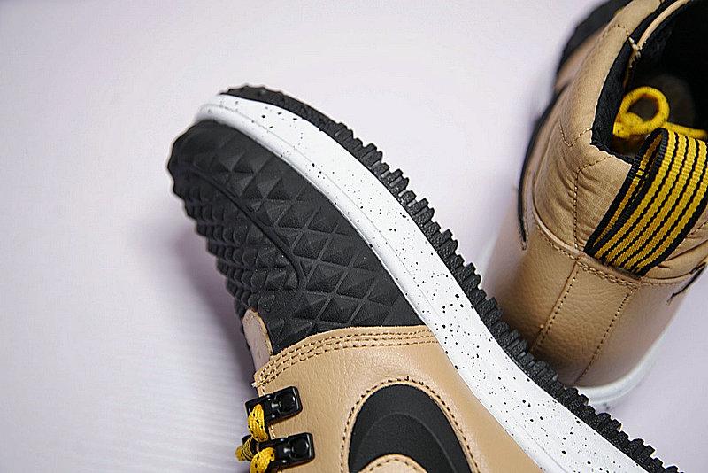210a2893b17e76dc64d7c84395691bc3 - Nike Lunar Force 1 Duckboot 機能 防水 高筒靴 黑棕 922807-701