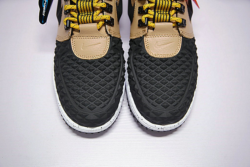 4701d0744776bde82759d23f14776231 - Nike Lunar Force 1 Duckboot 機能 防水 高筒靴 黑棕 922807-701