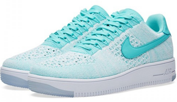77ee5c8449cf3bea39761b859b9aa145 - NIKE AIR FORCE 1 FLYKNIT LOW AF1 飛線 女子休閑板鞋820256-600