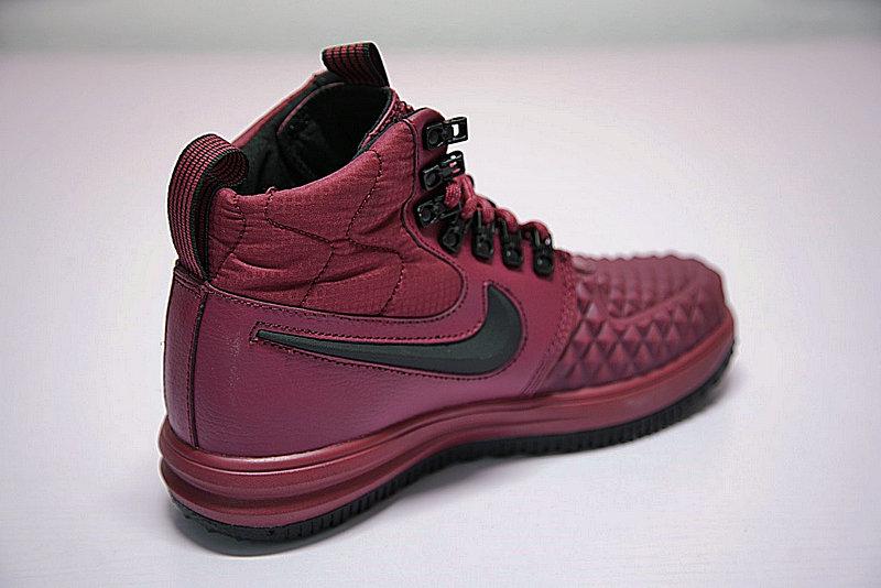 7d7b4b4221406d5a9c815a205e0418ce - Nike Lunar Force 1 Duckboot 機能 防水 高筒靴 酒紅 916682-003
