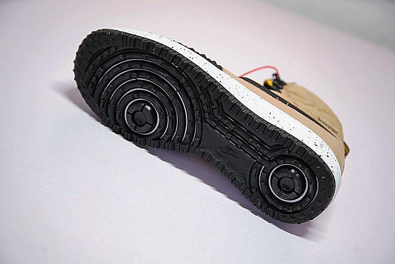 929e275674f924c50468b4094829abbb - Nike Lunar Force 1 Duckboot 機能 防水 高筒靴 黑棕 922807-701