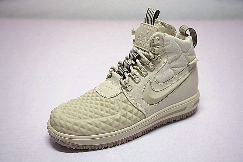 abce339966e2e5cd96d3aa49b7847f63 - Nike Lunar Force 1 Duckboot 機能 防水 高筒靴 沙漠黃 922807-003