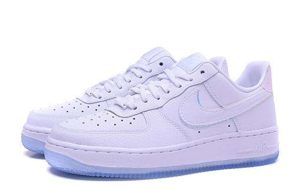 b1a275fe49b47d73ed252029b2f84b80 - NIKE AIR FORCE 1 '07 PRM 全白雷射 低筒 情侶 休閒運動鞋 滑板鞋 616725-105