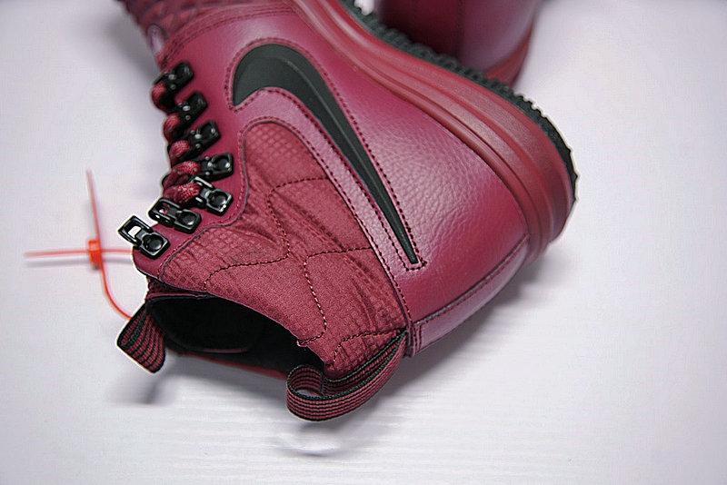 c7bc7f48a457632132be9e1e2d8d39dd - Nike Lunar Force 1 Duckboot 機能 防水 高筒靴 酒紅 916682-003