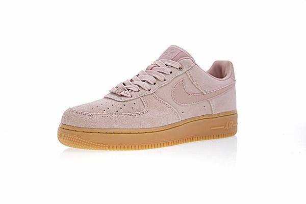 cb2062593944c38bba2921b87fda0397 - NIKE AIR FORCE 1 07 SE 女鞋 玫瑰粉 粉色 AA0287-600