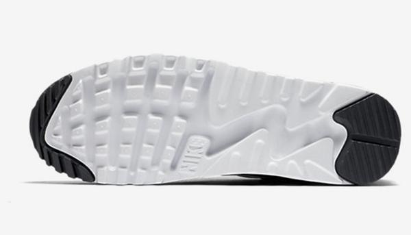 1854abf720ce2f765061cb7cfdf3fd1e - NIKE AIR MAX 90 ULTRA SE 男 跑步鞋 氣墊運動休閒鞋 黑白 845039-001